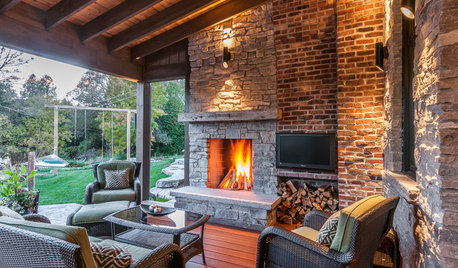 6 Ways to Light Up Stone and Brick Indoors and Out
