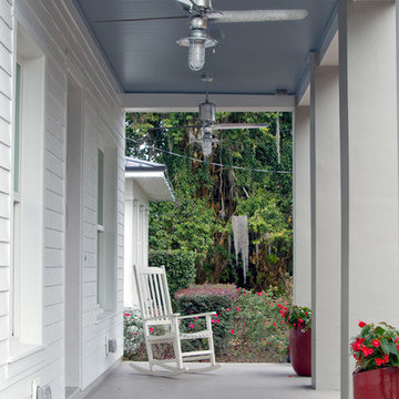 The Vision House Orlando | Covered Porch