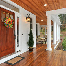 Traditional Porch by The Walsh Team
