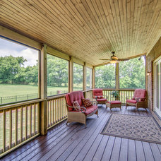 Traditional Porch by The Kingston Group - Remodeling Specialists