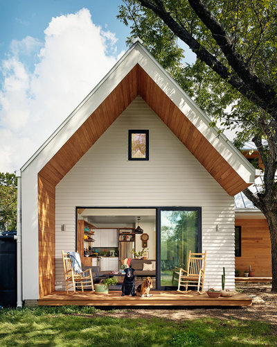 Scandinavian Porch by Casey Dunn
