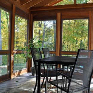 Three Season Cedar Porch