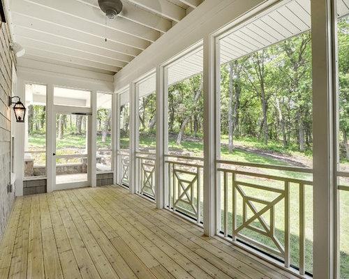 Three Season Porch Home Design Ideas Pictures Remodel