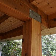 Eclectic Porch by bbuzzCONCEPTS Inc. - John R Buller