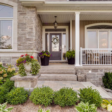 Traditional Porch by Alair Homes