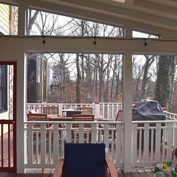 Trachman Screened in Porch