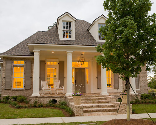 Beige Exterior Paint Colors To Go With Light Gray Roof Good Questions 174494 Exterior Design
