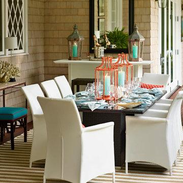 """Traditional Home - Hamptons Designer Showhouse"""