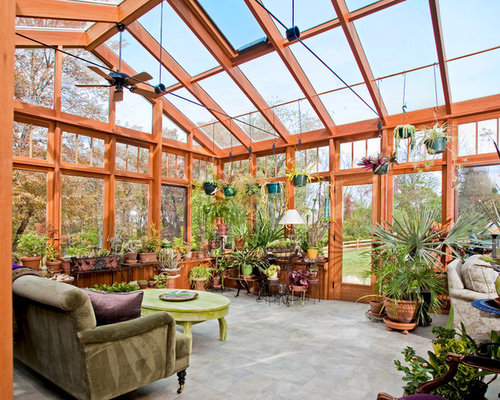 Greenhouse Roof Ideas, Pictures, Remodel and Decor