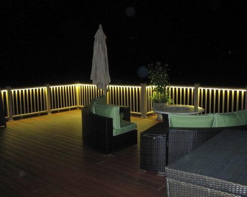 Outdoor Deck Lighting  Houzz