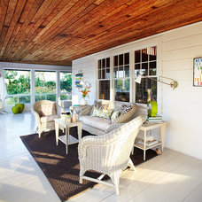 Traditional Porch by Lisa Petrole Photography