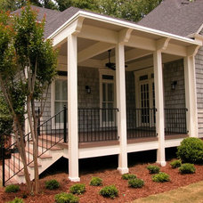 Traditional Porch Traditional Porch