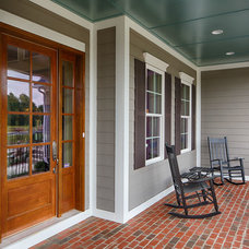 Traditional Porch by Schumacher Homes