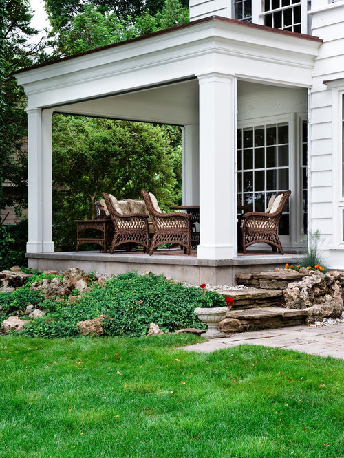 Side Porch Houzz