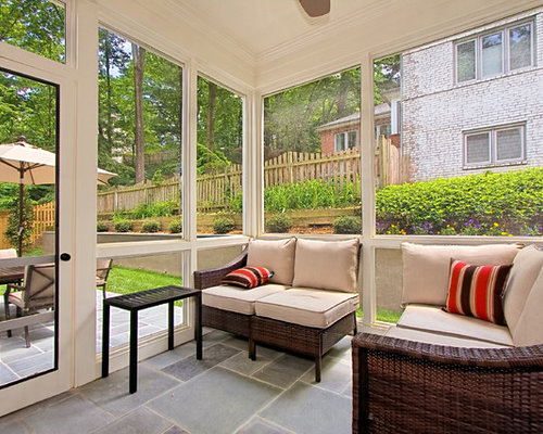 Screened Porch Flooring Ideas, Pictures, Remodel And Decor
