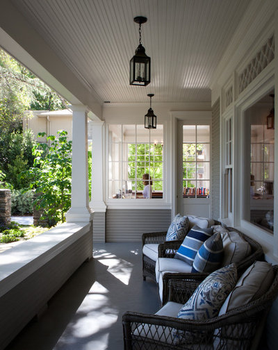 Screened Patio Decorating Ideas On A Budget