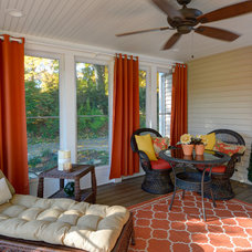 Traditional Porch by Taylor Bryan Company