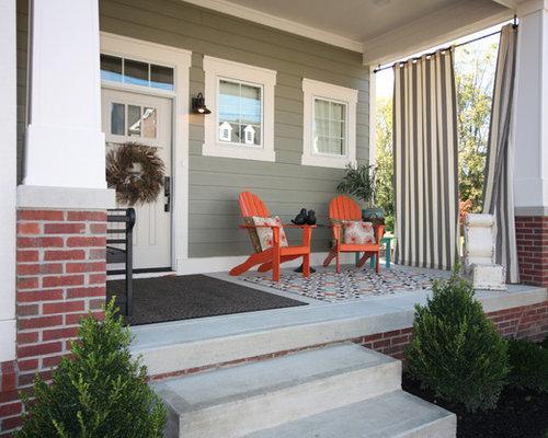 Front Porch Design Ideas Remodels Photos Houzz