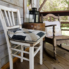 Rustic Porch by Alex Amend Photography
