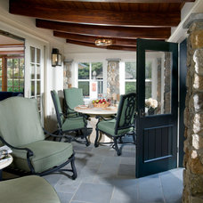 Traditional Porch by 1 plus 1 design