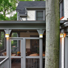 Traditional Porch by Gilday Renovations Design Build