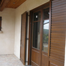 Mediterranean Porch by AMERICA ITALIANA