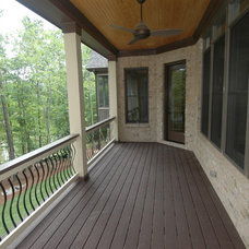 Traditional Porch by Scott Daves Construction Co., Inc