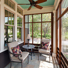 Craftsman Porch by CG&S Design-Build