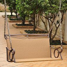 Mediterranean Porch by Patio Living Plus