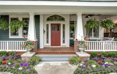How to Create a Friendly Front Porch