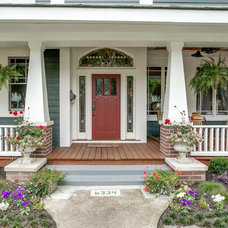 Craftsman Porch by Bella Vista Company
