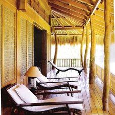 Tropical Porch Verandah
