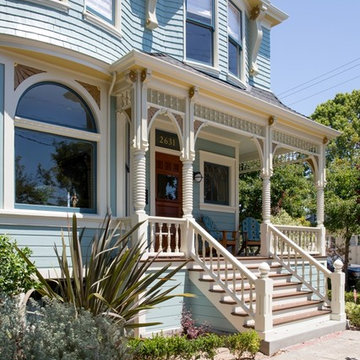 Victorian Restoration - Alameda, CA