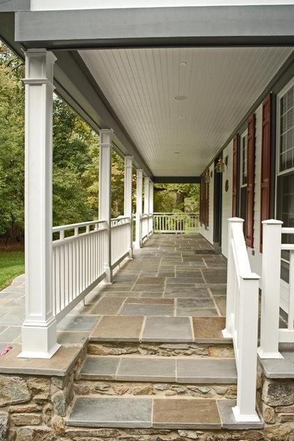 Porch by WINN Design+Build