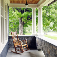 Traditional Porch by DeGraw & DeHaan Architects