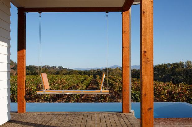 Farmhouse Porch by Amy A. Alper, Architect