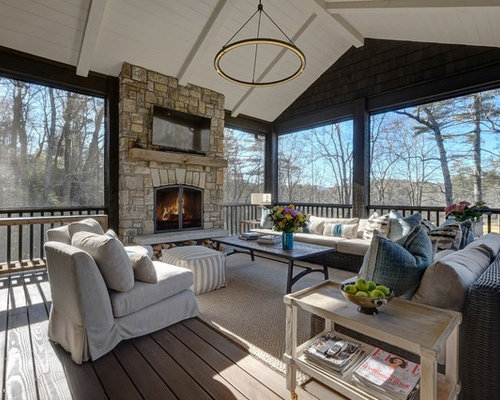 Our 11 Best Screened-In Porch Ideas & Remodeling Photos | Houzz
