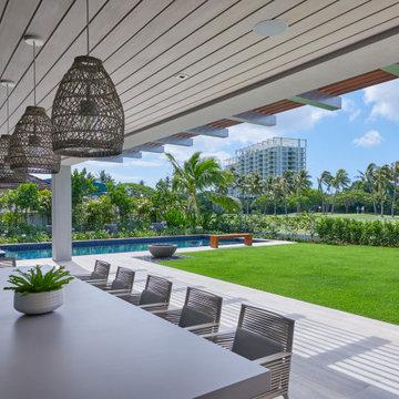 Wai'alae Tropical Modern