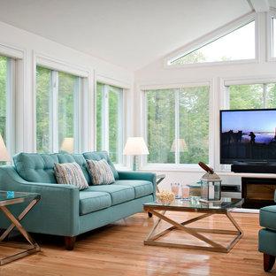 Waltham, MA interior sunroom addition
