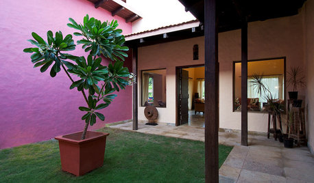 Why & How Courtyards Work