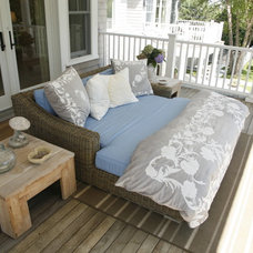 Eclectic Porch by Eddie Lee Inc