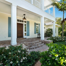 Tropical Porch by Weber Design Group, Inc.
