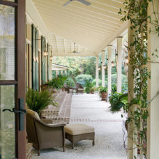Traditional Porch by Historical Concepts