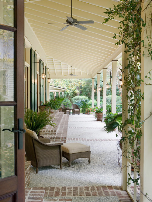 Traditional Exterior Front Porch Design Pictures Remodel Decor And Ideas Soooo Pretty: Back Porch Home Design Ideas, Pictures, Remodel And Decor