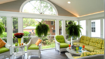 Whole Home Remodel - Silver Spring, MD: Traditional Home with Artisan Style