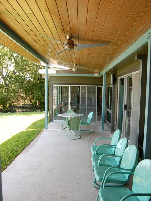 Retro Patio Home Design Ideas Pictures Remodel And Decor