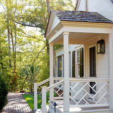 Traditional Porch by 3north