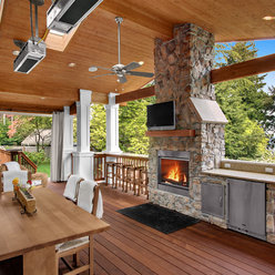 Outdoor Kitchens On Houzz Tips From The Experts