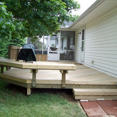 Traditional Porch by Arch Home Improvements