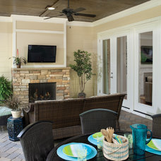 Traditional Porch by Arthur Rutenberg Homes